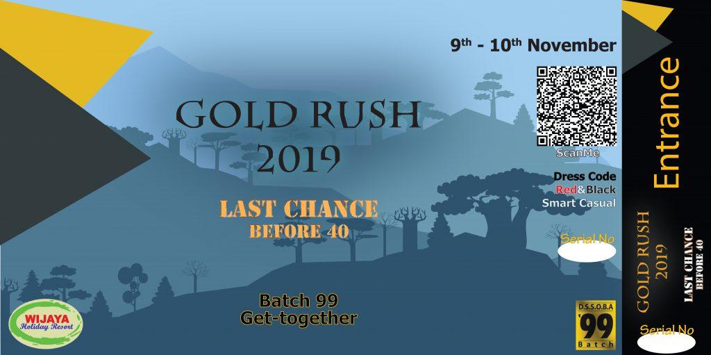 Gold Rush | 2019
